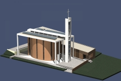 Budakeszi evangélikus templom