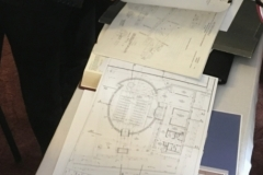 A Budakeszi Evangélikus Templom tervei 2